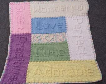 Crochet Precious Baby
