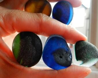 Chunky Sea Glass Multis for Display