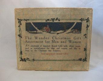 Antique Wonder Christmas Gift Assortment for Men and Women