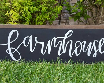 Wooden sign, wood signs, framed signs, rustic signs, rustic decor, handmade signs, handpainted signs, farmhouse decor, farmhouse sign