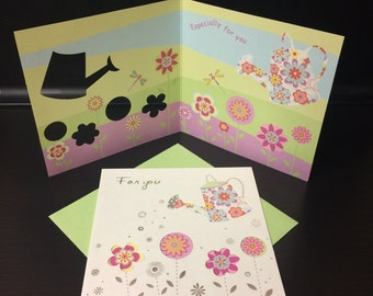 Cut-Out Greeting Card - For You