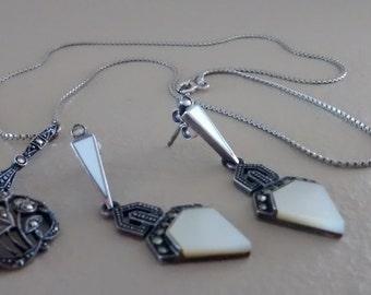 Jewelry art deco style