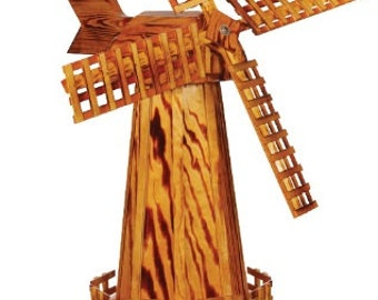 Wooden Windmill (Large)