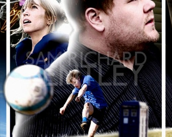 Doctor Who - 'The Lodger (2010)' - Print