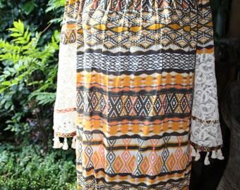 Tunic / top / mini dress