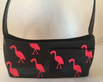 Flamingo Shoulder Purse