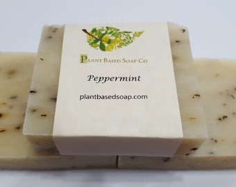 Peppermint Soap Bar (Clearance)