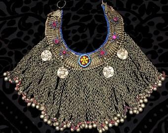 Waziristani Neck Collar