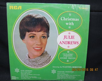 Christmas With Julie Andrews - RCA Records (1969)