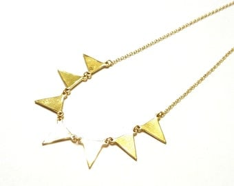 Banner Necklace