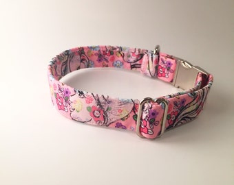 Disney Princesses Adjustable Dog Collar