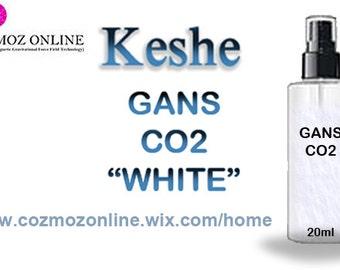 KESHE CO2 GANS, white gans, co2, ch3, cu02, keshe foundation, magrav