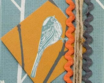 Garden Bird Gift Tags