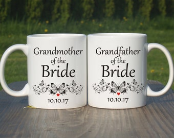 Grandmother of the bride gift-Grandmother of the bride-Grandfather of the bride gift-Grandparents wedding gift-Grandparents of the bride