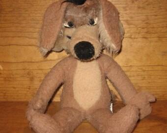 Wiley Coyote stuffed animal Warner Bros Looney Toons
