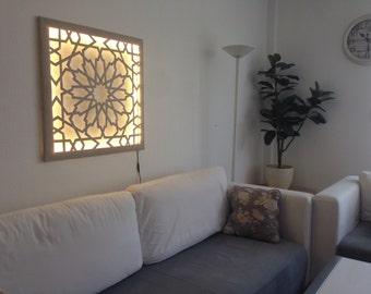 led etsy. Black Bedroom Furniture Sets. Home Design Ideas