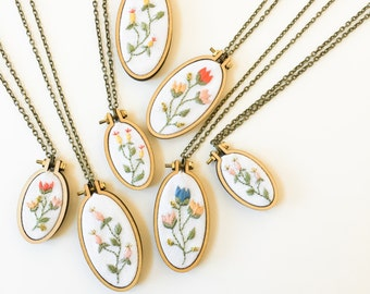 "Shop ""christmas embroidery"" in Jewelry"