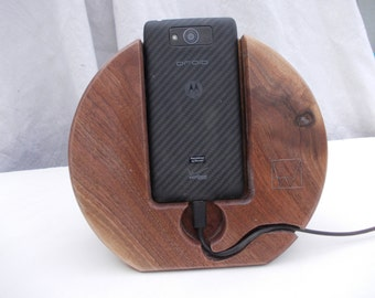 Black walnut Docking Station