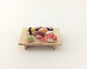 Sushi Earring Set