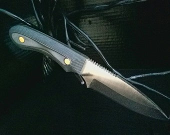 N690 Stainless steel knife