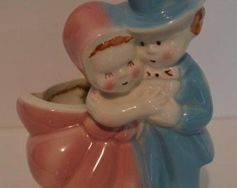 Happy Couple Planter
