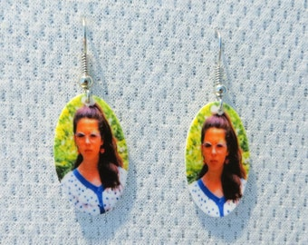 Handmade Welcome to the Dollhouse Earrings || Dawn Weiner Earrings