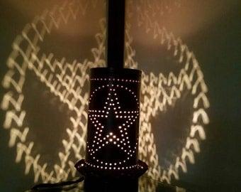 Pentacle Illuminating Lantern