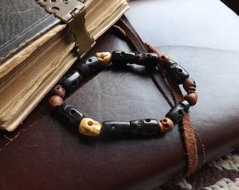 Dean Winchester's Skull Bracelet