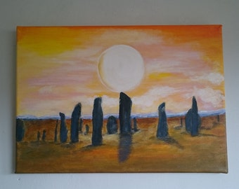 Callanish Series: Flame of the Heart