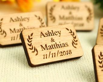 Rustic wedding favor, rustic favor, wedding favor tags, custom tags, wood tags, wood favour, table decor, wedding decor, wood wedding favor