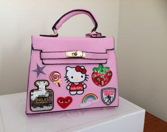 Grace Tote - Hello Kitty Love