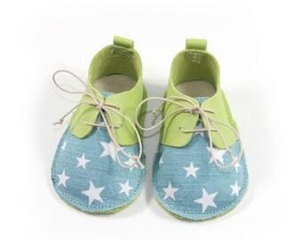 Shoe baby Star lima