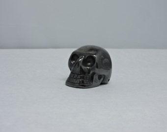 Hemitite Skull