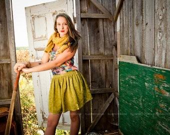 Skirt Olive Large