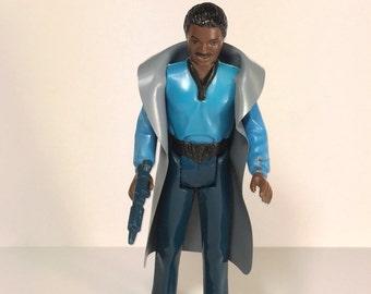 Vintage Star Wars Lando Calrissian complete No Teeth