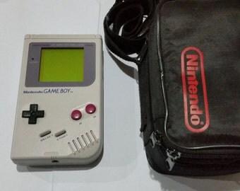 original gamboy handheld console