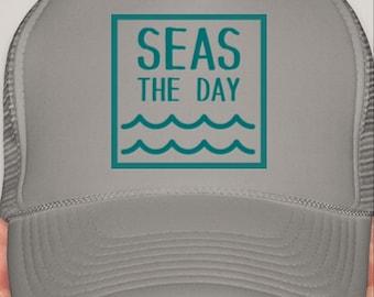 Seas The Day (Gray)
