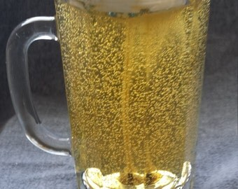 Gel Wax Beer Mugs