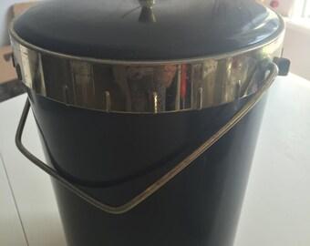 Vintage Plas-Tex Ice bucket
