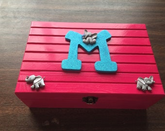 Personalized memory box!!