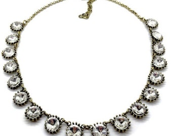 Venus Statement Necklace