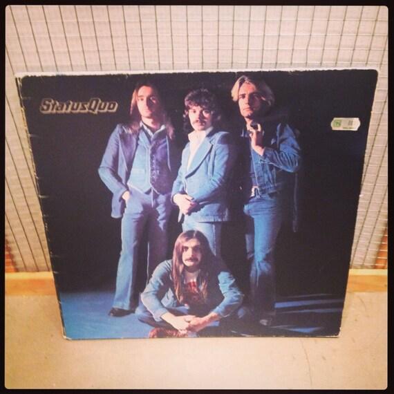 Status Quo - Blue For You vinyl