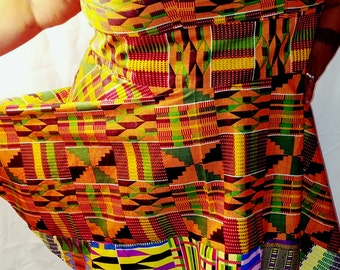adult african dress