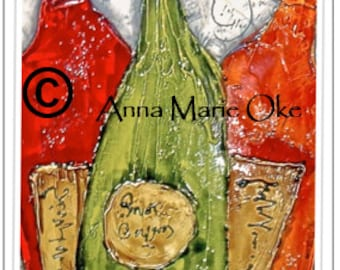 Pinot Grigio by Anna Marie Oke
