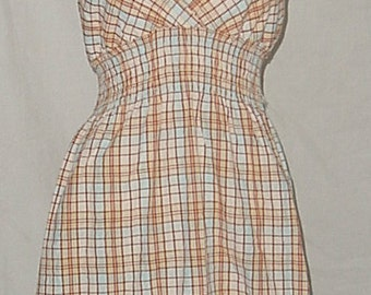 Vintage Sundress cool s/m