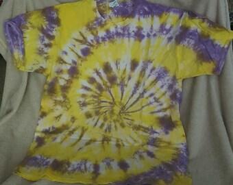 Swriled Tie Dye Shirt
