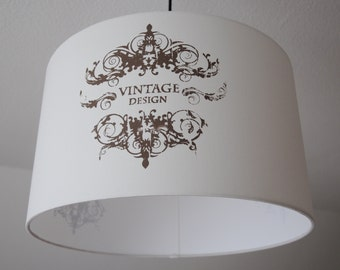 "Ceiling lamp ""vintage design"""