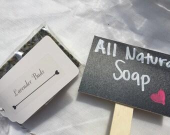 Lavender Buds Soap