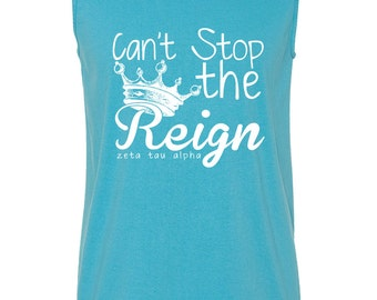Can't StopThe Reign Tank Top