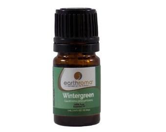 Wintergreen Essential Oil | 5 mL | 15 mL | 30 mL | 100% Pure Therapeutic Grade